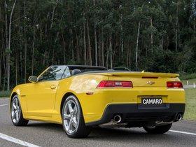 Ver foto 28 de Chevrolet Camaro SS Convertible 2014