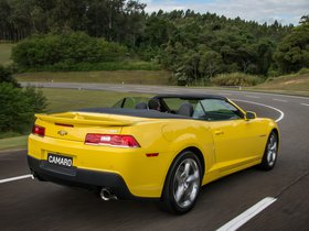 Ver foto 23 de Chevrolet Camaro SS Convertible 2014