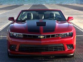 Ver foto 13 de Chevrolet Camaro SS Convertible 2014