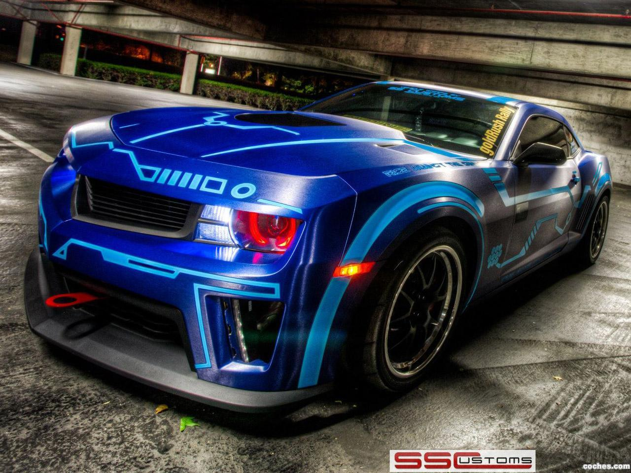 Foto 0 de Chevrolet Camaro SS Customs 2013