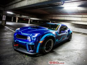 Ver foto 2 de Chevrolet Camaro SS Customs 2013