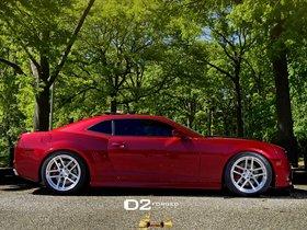 Ver foto 5 de Chevrolet Camaro SS D2Forged MB1 2013
