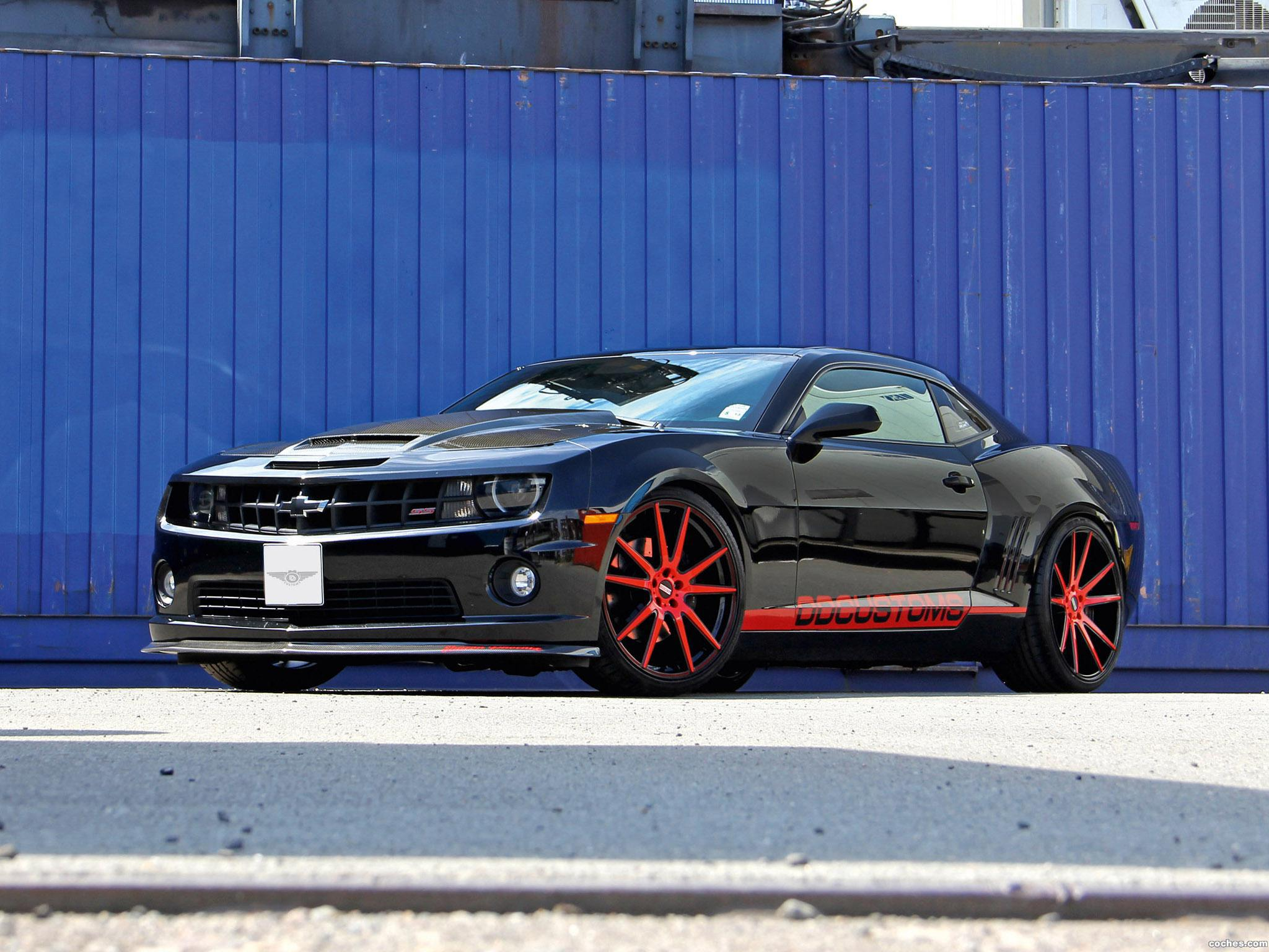 Foto 0 de Chevrolet Camaro SS DD Customs 2014