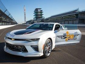 Ver foto 10 de Chevrolet Camaro SS Indy 500 Pace Car 2016