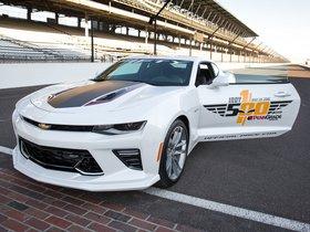 Ver foto 6 de Chevrolet Camaro SS Indy 500 Pace Car 2016