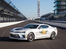 Ver foto 5 de Chevrolet Camaro SS Indy 500 Pace Car 2016