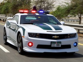 Ver foto 2 de Chevrolet Camaro SS Police Car 2013