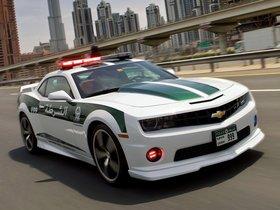 Ver foto 1 de Chevrolet Camaro SS Police Car 2013
