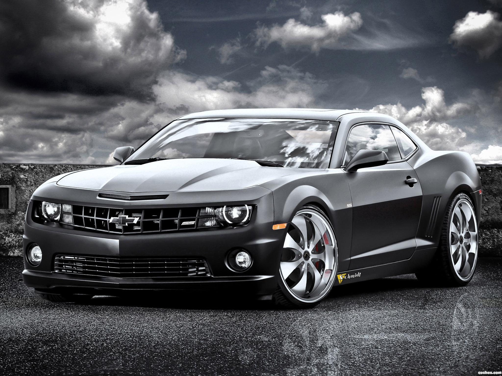 Foto 0 de Chevrolet Camaro SS Speed Box Black Cat 2011