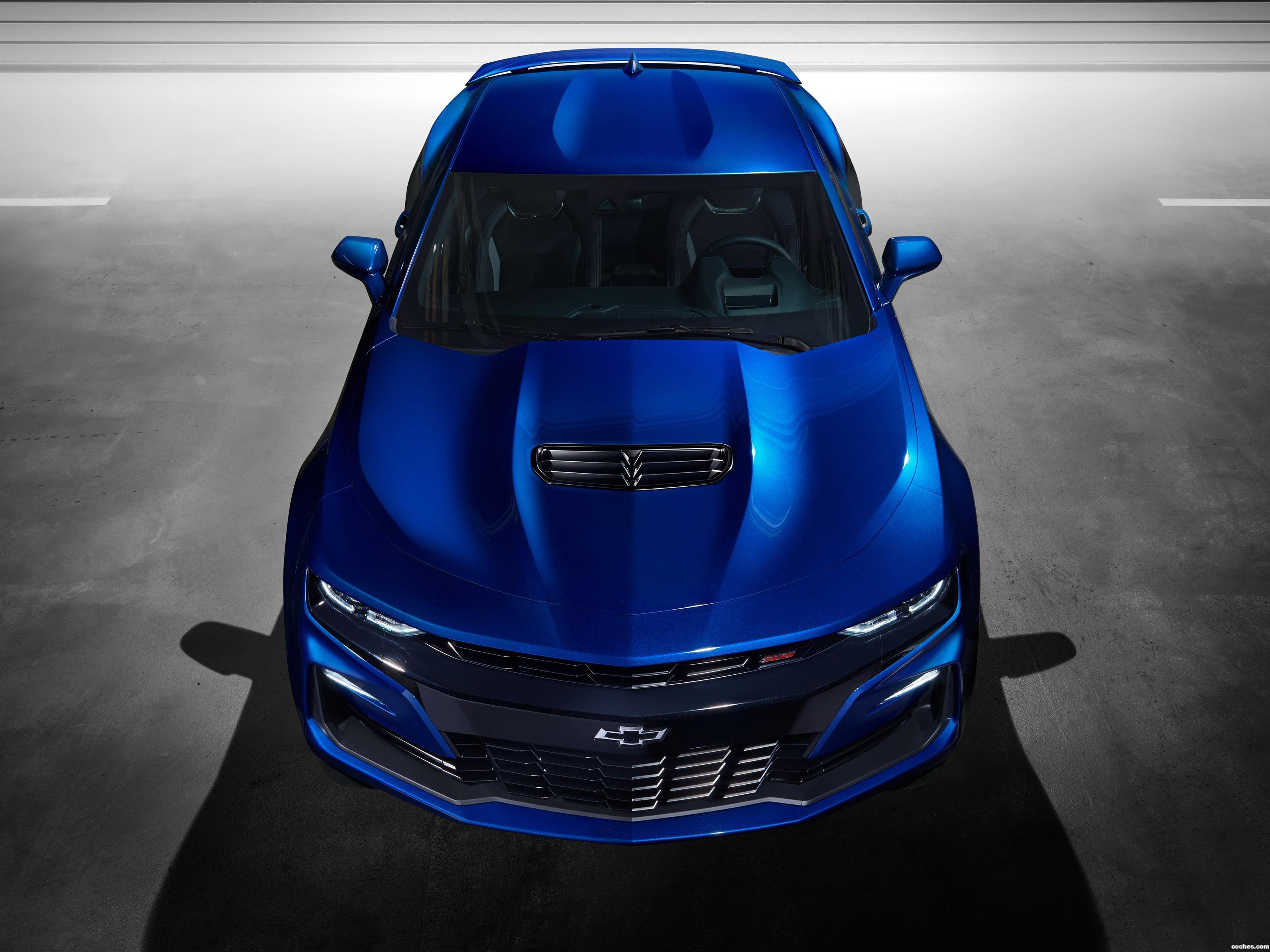 Foto 0 de Chevrolet Camaro SS USA 2018