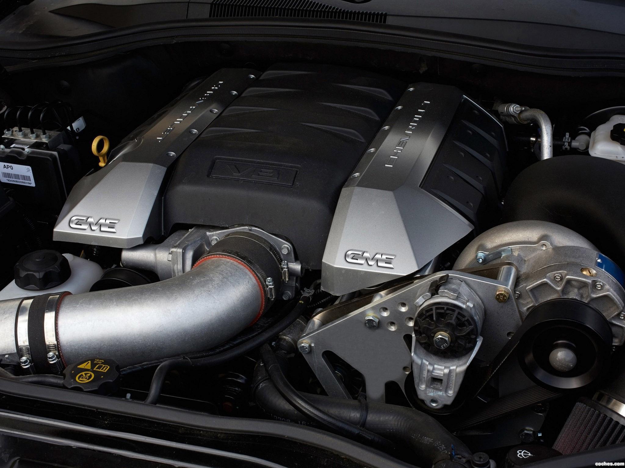 Foto 3 de Chevrolet Camaro SS by GME Exclusive 2014