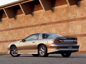 Ver foto 2 de Chevrolet Camaro Sport Appearance Package 2002