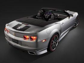 Ver foto 2 de Chevrolet Camaro Synergy Concept 2011