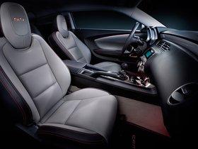 Ver foto 4 de Chevrolet Camaro Synergy Series 2010