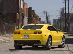 Ver foto 3 de Chevrolet Camaro Transformers Special Edition 2009
