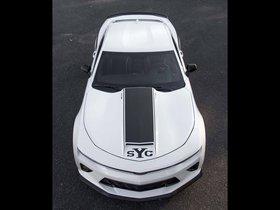 Ver foto 6 de Chevrolet Camaro Yenko SC Stage II SVE 2018