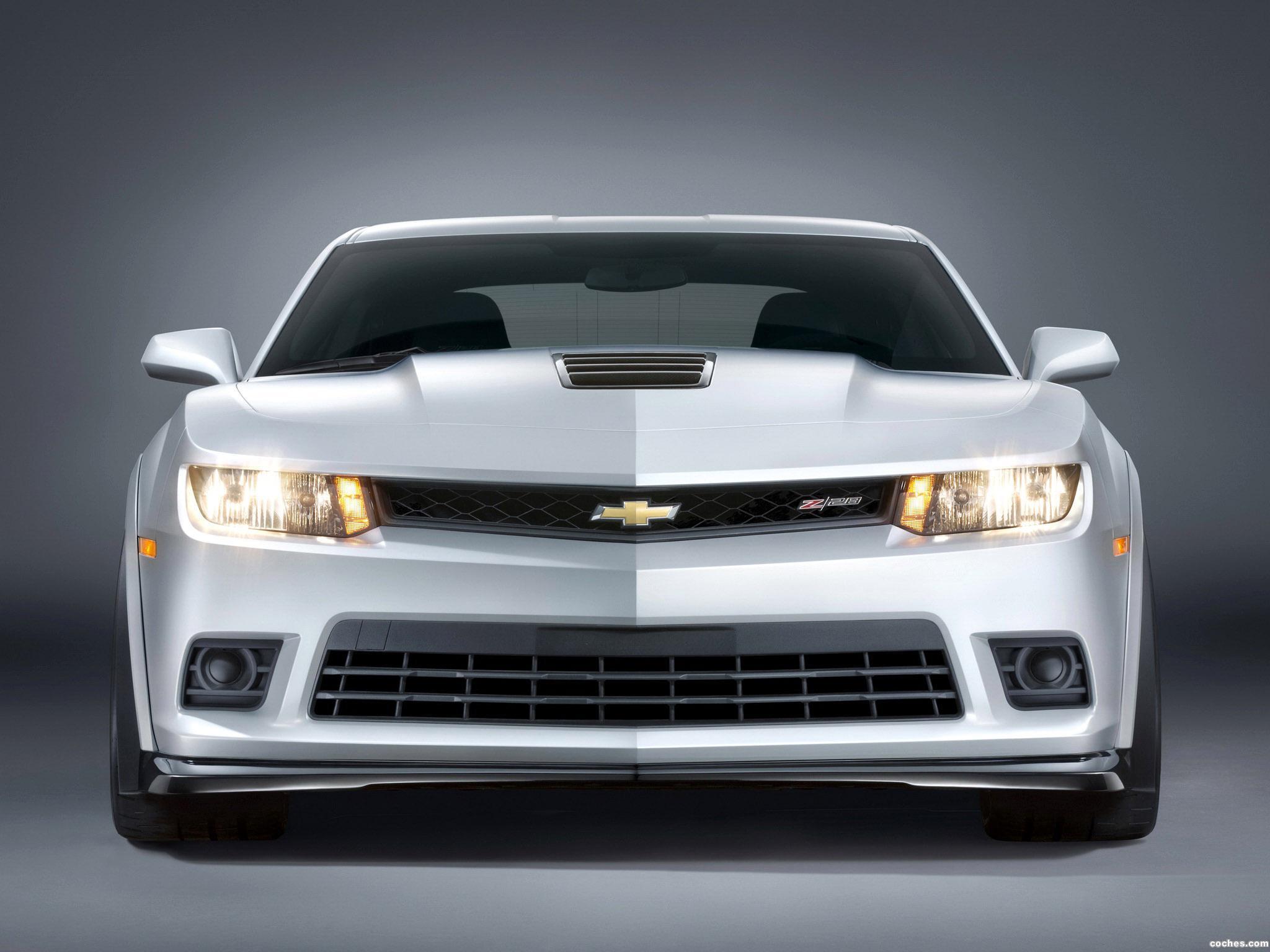 Foto 0 de Chevrolet Camaro Z-28 2013