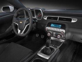 Ver foto 14 de Chevrolet Camaro Z-28 2013
