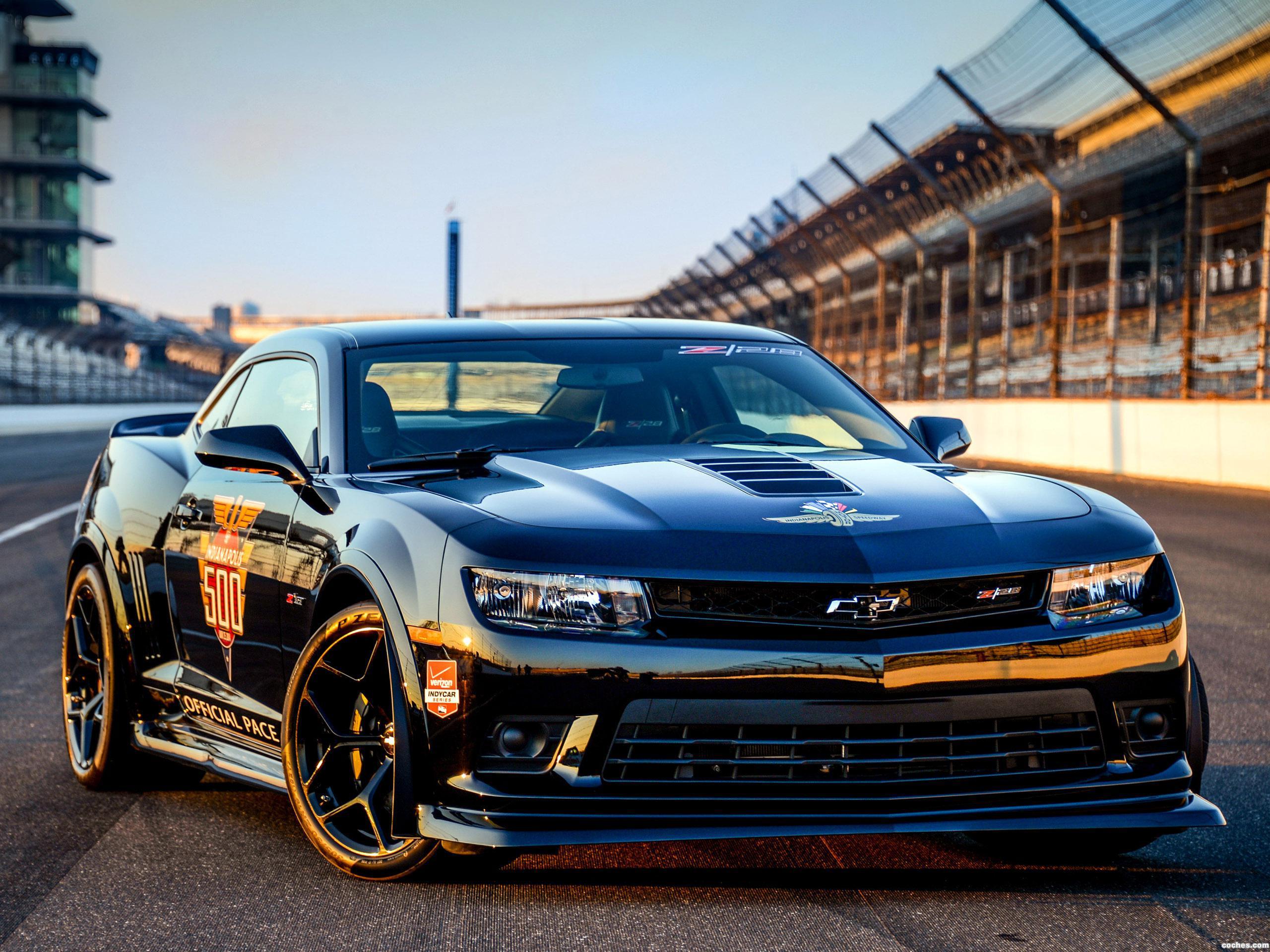 Foto 0 de Chevrolet Camaro Z-28 Indy 500 Pace Car 2014