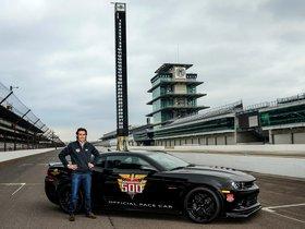 Ver foto 4 de Chevrolet Camaro Z-28 Indy 500 Pace Car 2014
