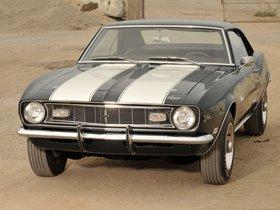 Ver foto 3 de Chevrolet Camaro Z28 1968