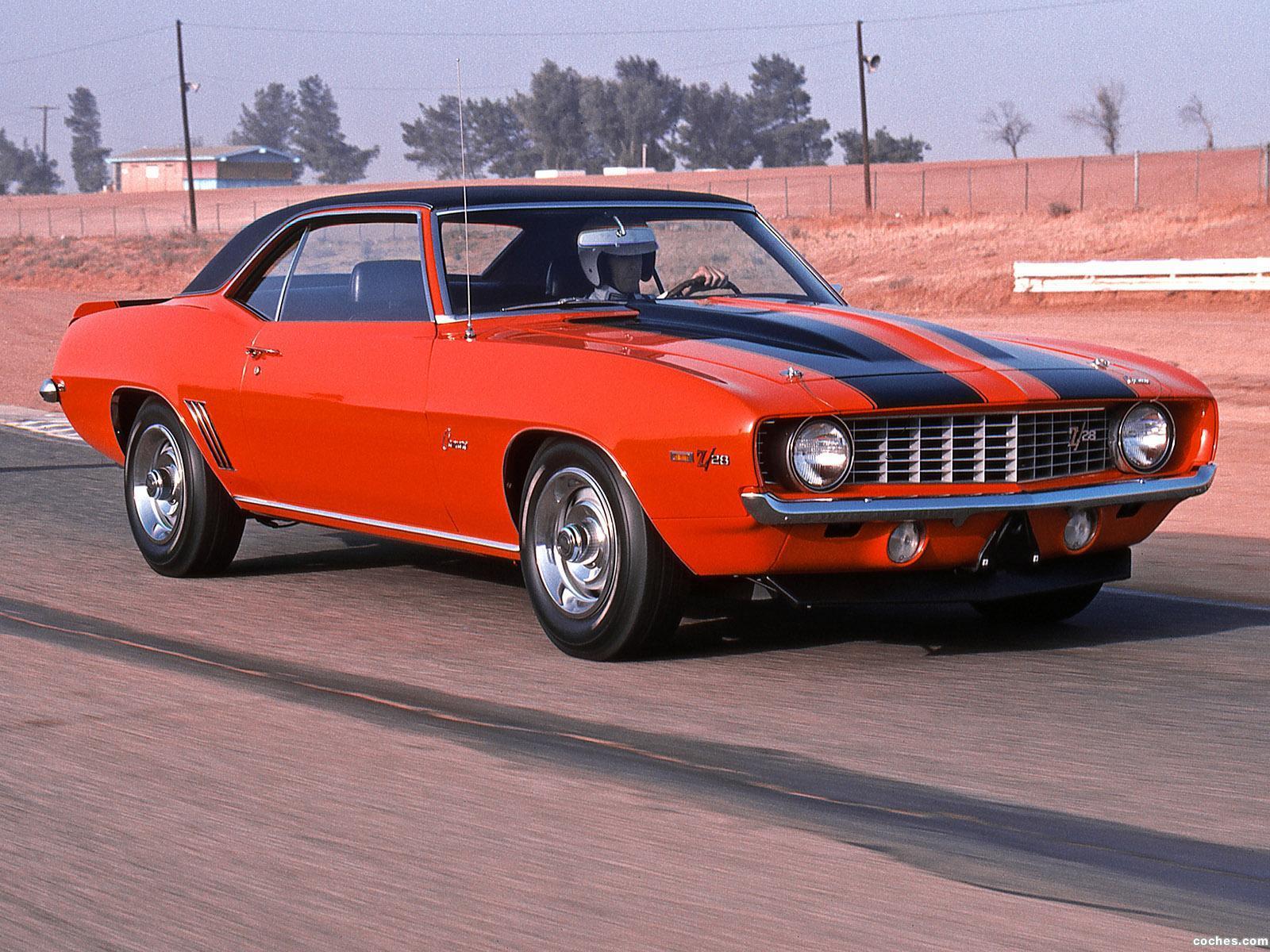 Foto 0 de Chevrolet Camaro Z28 1969