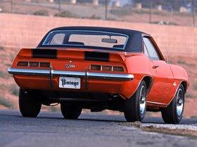 Ver foto 10 de Chevrolet Camaro Z28 1969
