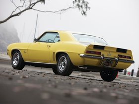 Ver foto 9 de Chevrolet Camaro Z28 1969