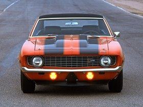 Ver foto 8 de Chevrolet Camaro Z28 1969