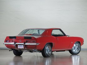 Ver foto 7 de Chevrolet Camaro Z28 1969