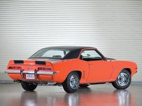 Ver foto 4 de Chevrolet Camaro Z28 1969