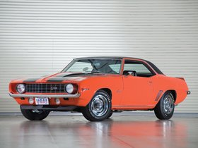 Ver foto 3 de Chevrolet Camaro Z28 1969