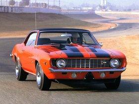Ver foto 12 de Chevrolet Camaro Z28 1969
