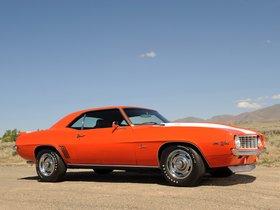 Ver foto 11 de Chevrolet Camaro Z28 1969