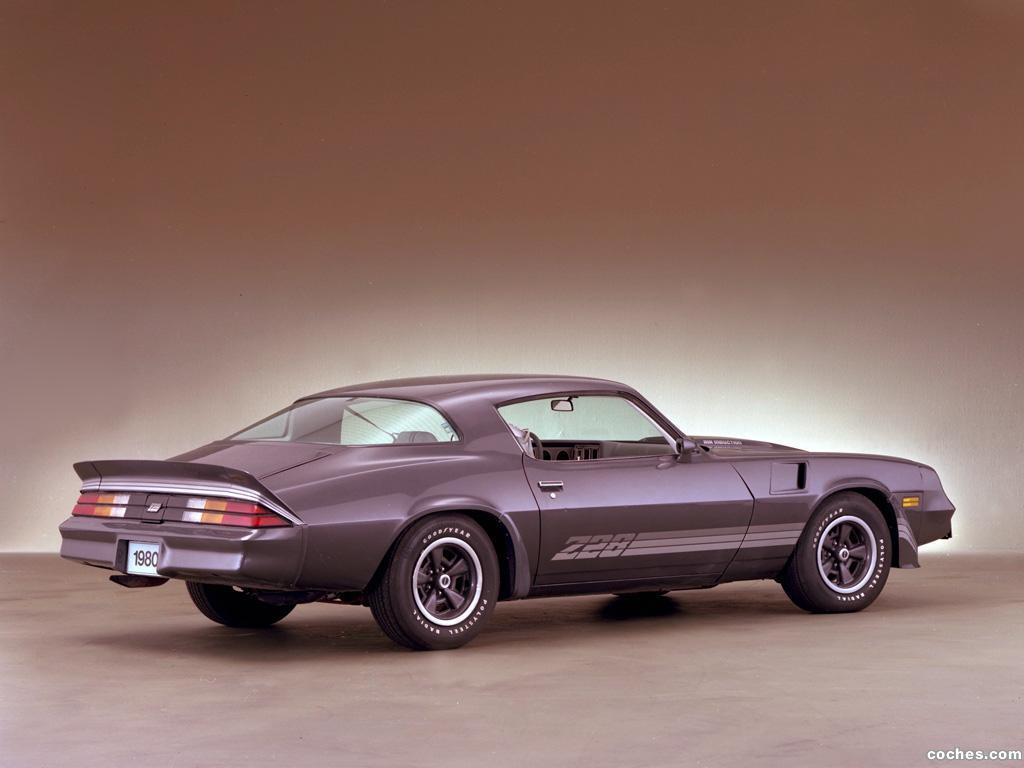 Foto 4 de Chevrolet Camaro Z28 1978