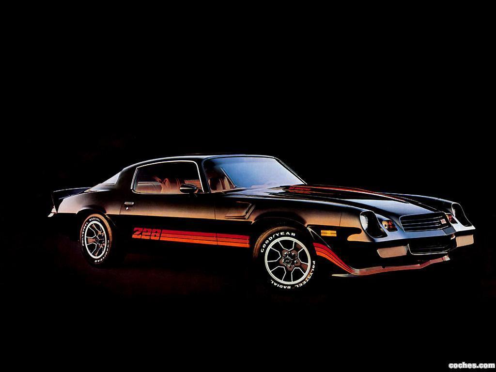 Foto 0 de Chevrolet Camaro Z28 1978