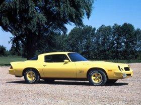 Ver foto 4 de Chevrolet Camaro Z28 1978
