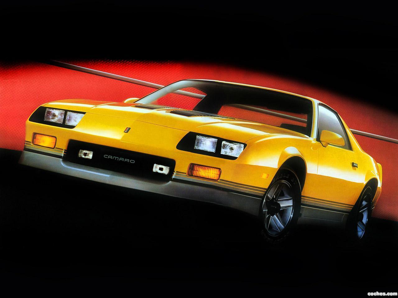 Foto 0 de Chevrolet Camaro Z28 1985