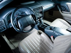 Ver foto 8 de Chevrolet Camaro Z28 1993