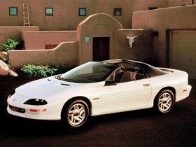 Ver foto 6 de Chevrolet Camaro Z28 1993