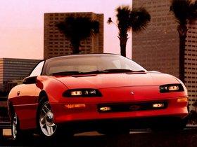 Ver foto 3 de Chevrolet Camaro Z28 1993