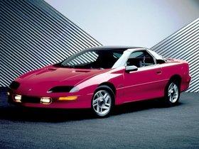 Ver foto 2 de Chevrolet Camaro Z28 1993
