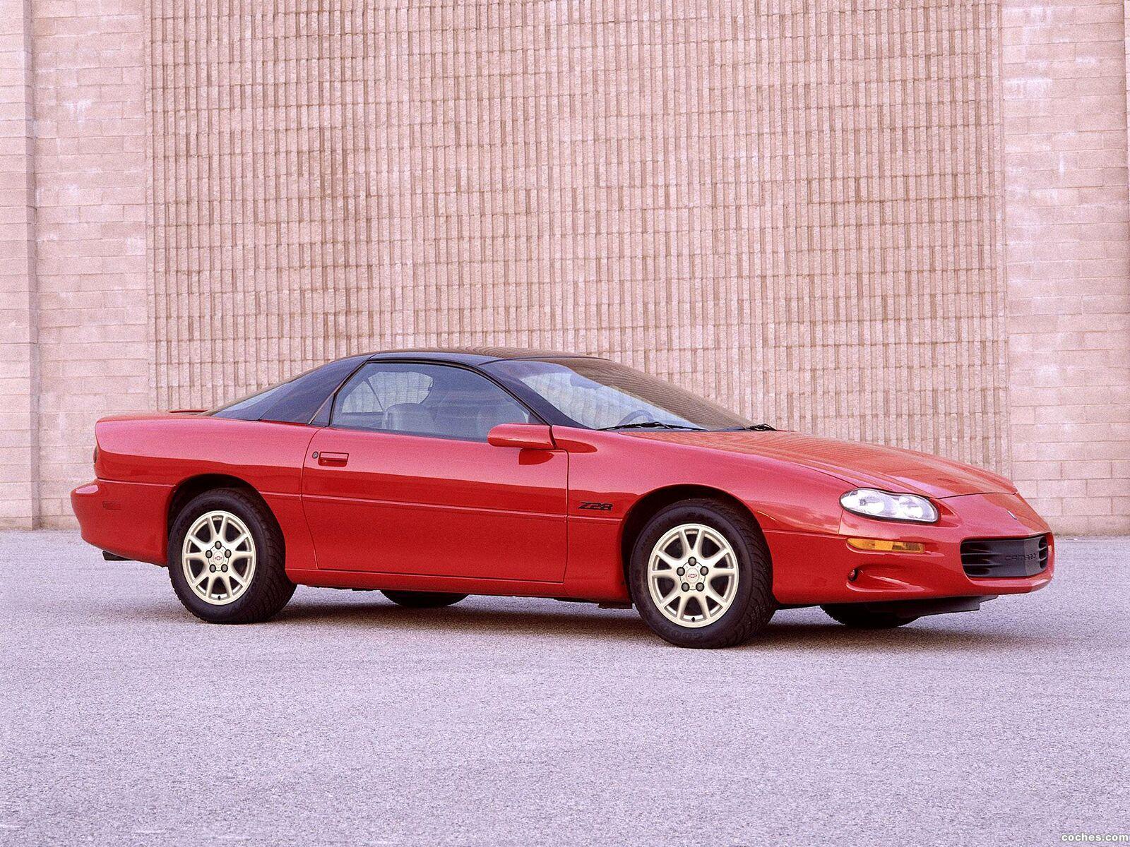 Foto 1 de Chevrolet Camaro Z28 1998