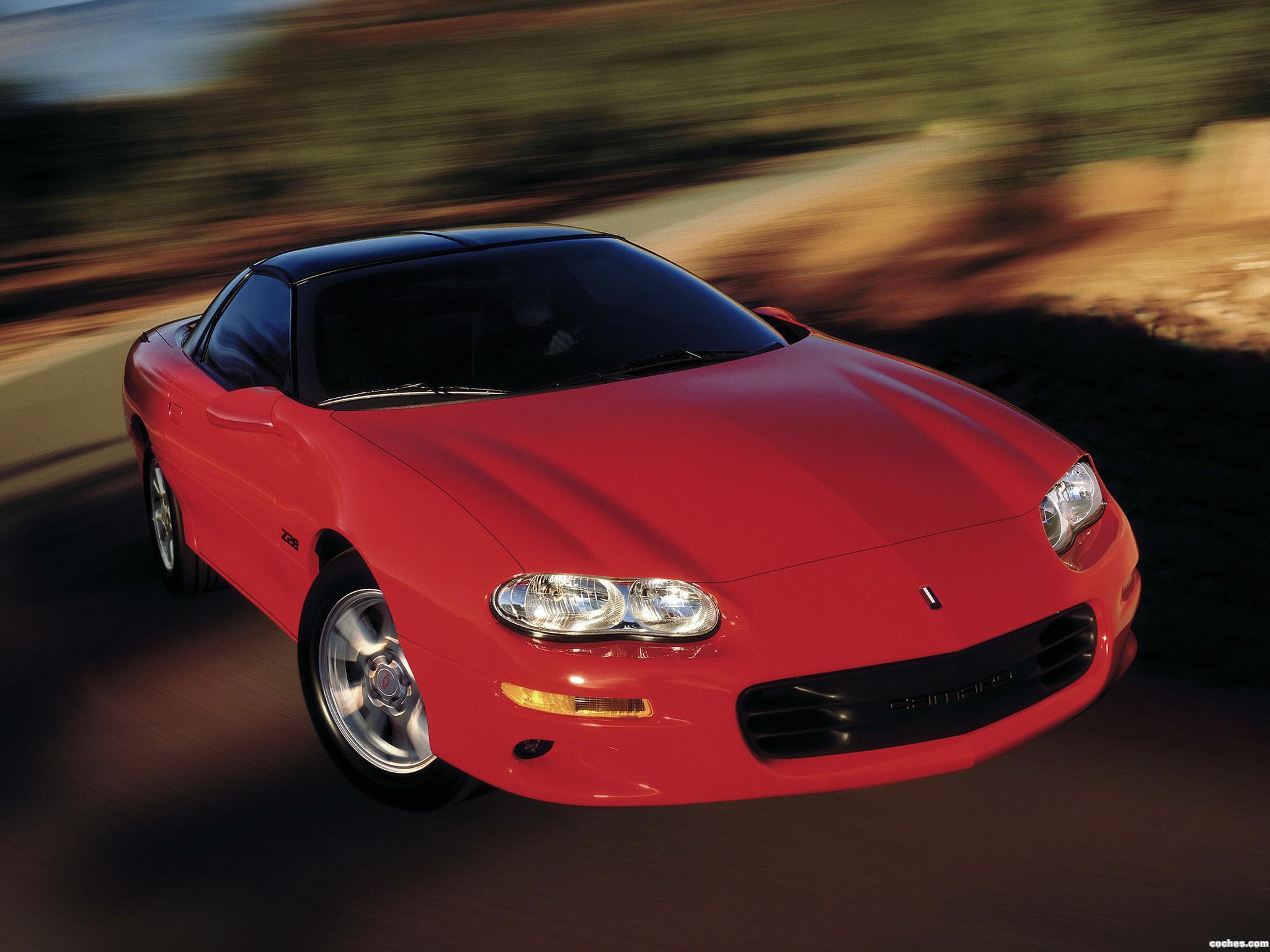 Foto 0 de Chevrolet Camaro Z28 1998