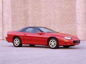 Ver foto 2 de Chevrolet Camaro Z28 1998