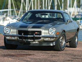 Ver foto 4 de Chevrolet Camaro Z28 2487 1971