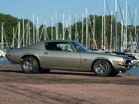 Ver foto 2 de Chevrolet Camaro Z28 2487 1971