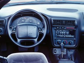 Ver foto 12 de Chevrolet Camaro Z28 Convertible 1999