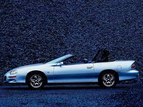 Ver foto 3 de Chevrolet Camaro Z28 Convertible 1999