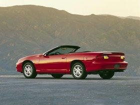 Ver foto 2 de Chevrolet Camaro Z28 Convertible 1999